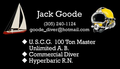 Jack Good's Bussiness Card - Graphic Design with Adobe Illustrator